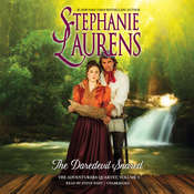 The Daredevil Snared Audiobook, by Stephanie Laurens