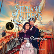 Lord of the Privateers Audiobook, by Stephanie Laurens