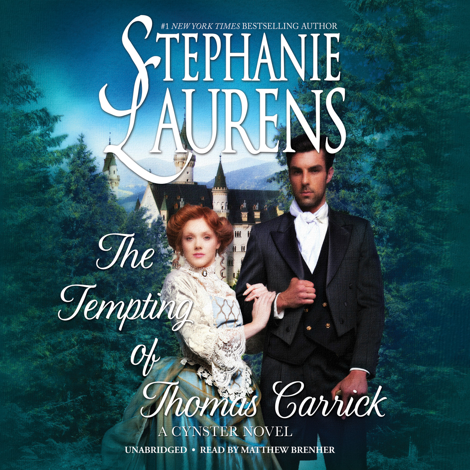 Printable The Tempting of Thomas Carrick Audiobook Cover Art