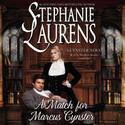 A Match for Marcus Cynster Audiobook, by Stephanie Laurens
