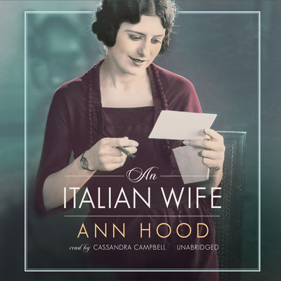 An Italian Wife Audiobook, by Ann Hood