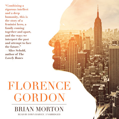 Florence Gordon Audiobook, by Brian Morton