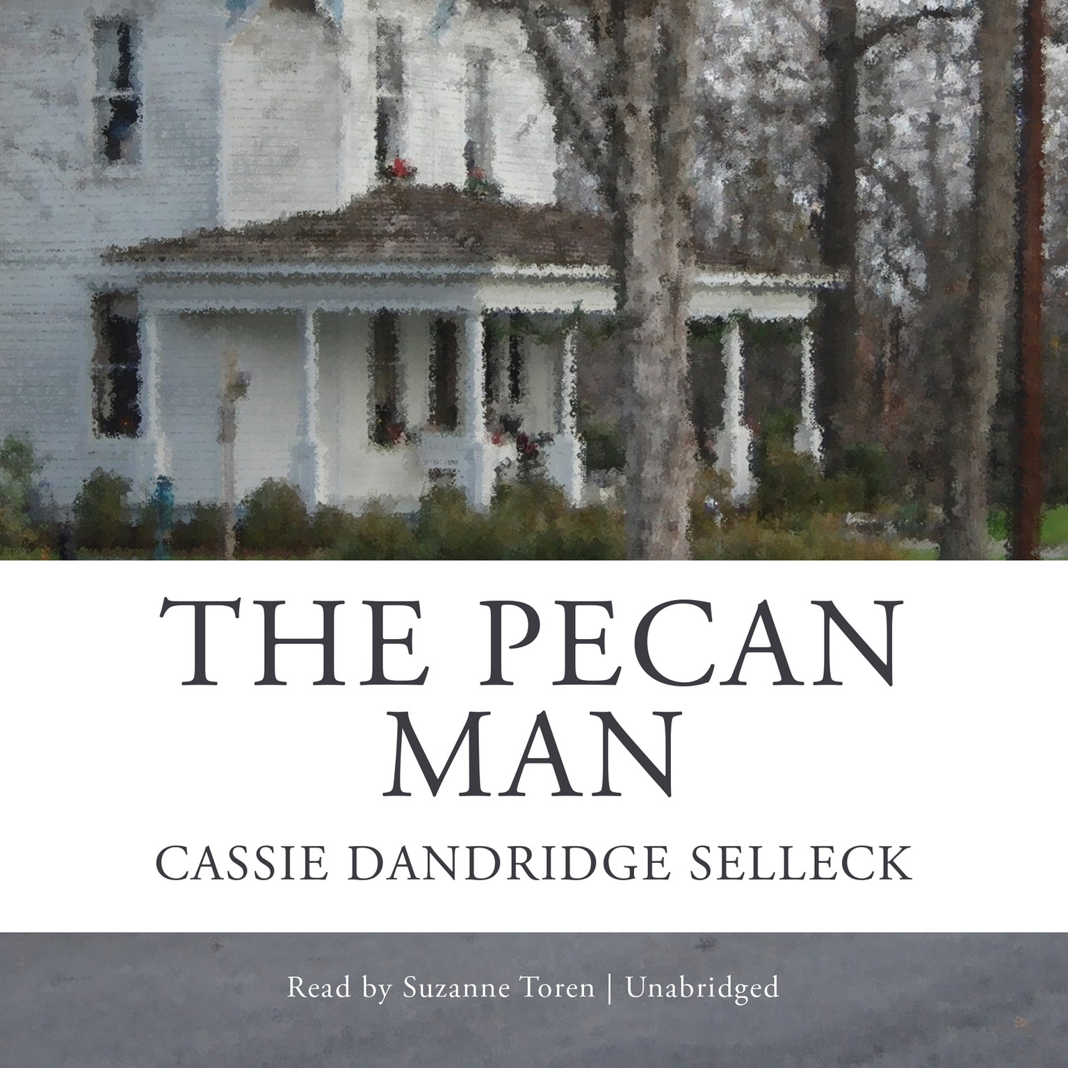 Printable The Pecan Man Audiobook Cover Art