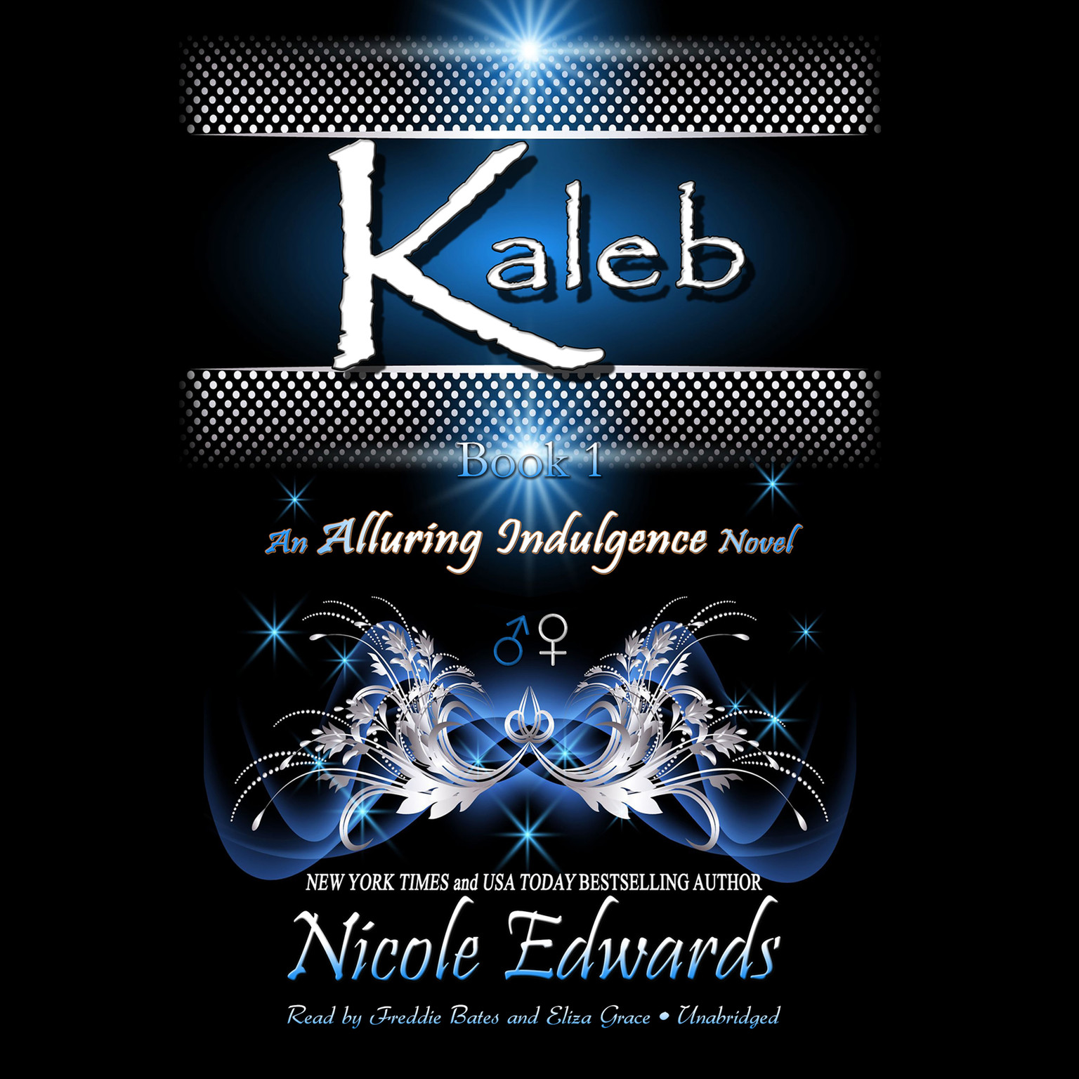 Printable Kaleb: An Alluring Indulgence Novel, Book 1 Audiobook Cover Art
