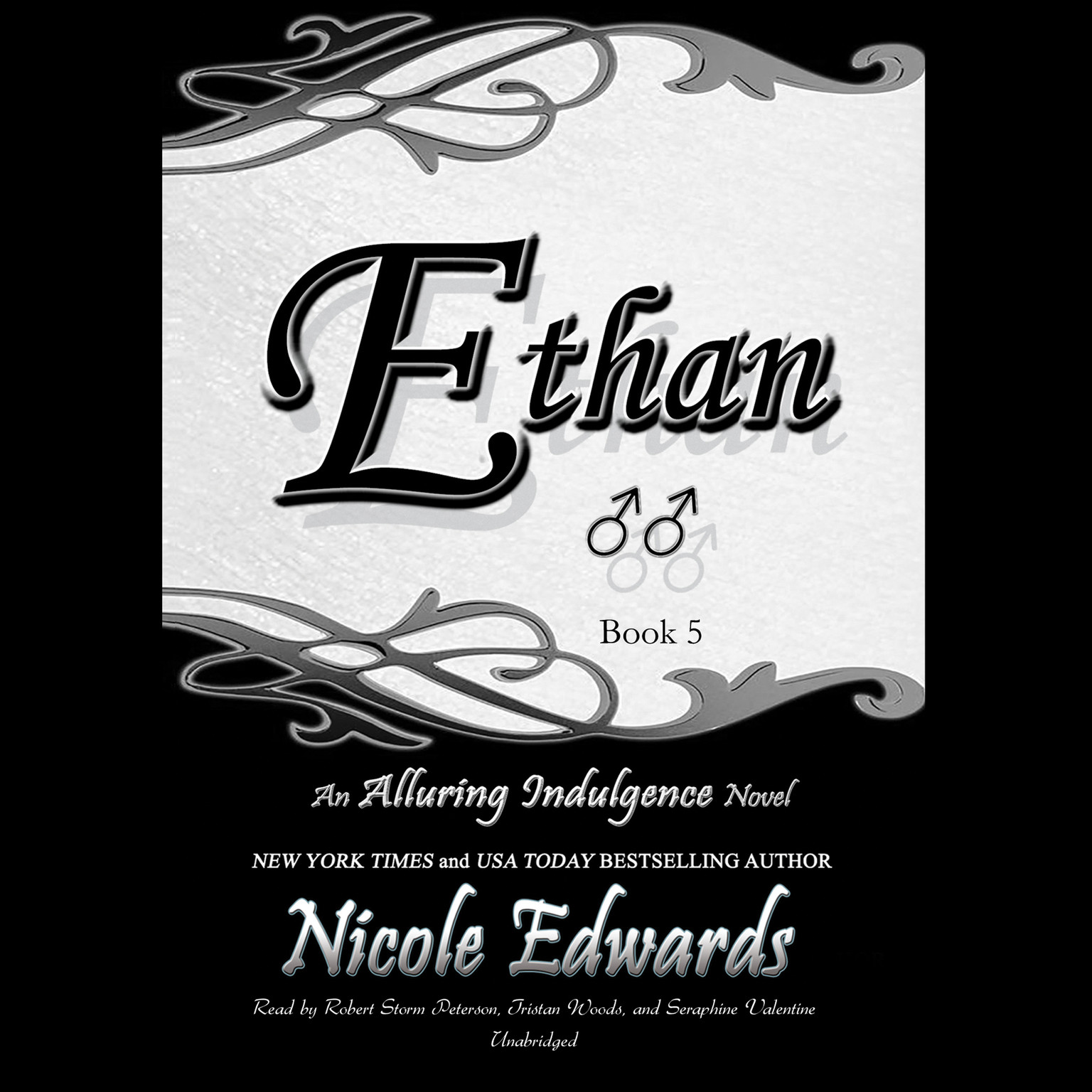 Printable Ethan: An Alluring Indulgence Novel, Book 5 Audiobook Cover Art