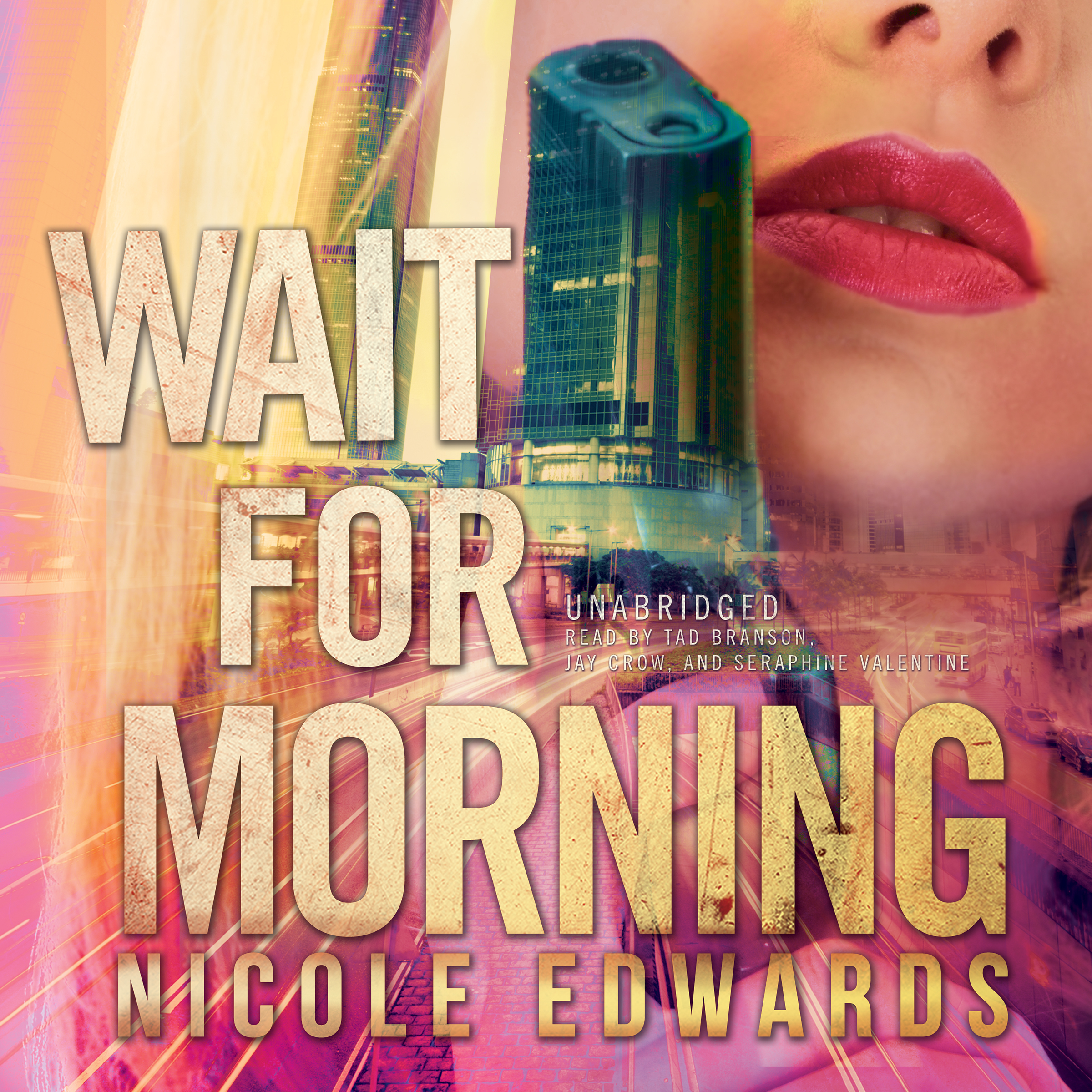 Printable Wait for Morning: A Sniper 1 Security Novel, Book 1 Audiobook Cover Art