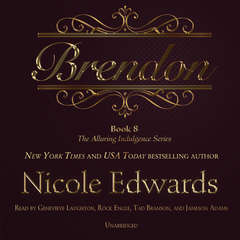 Brendon Audiobook, by Nicole Edwards