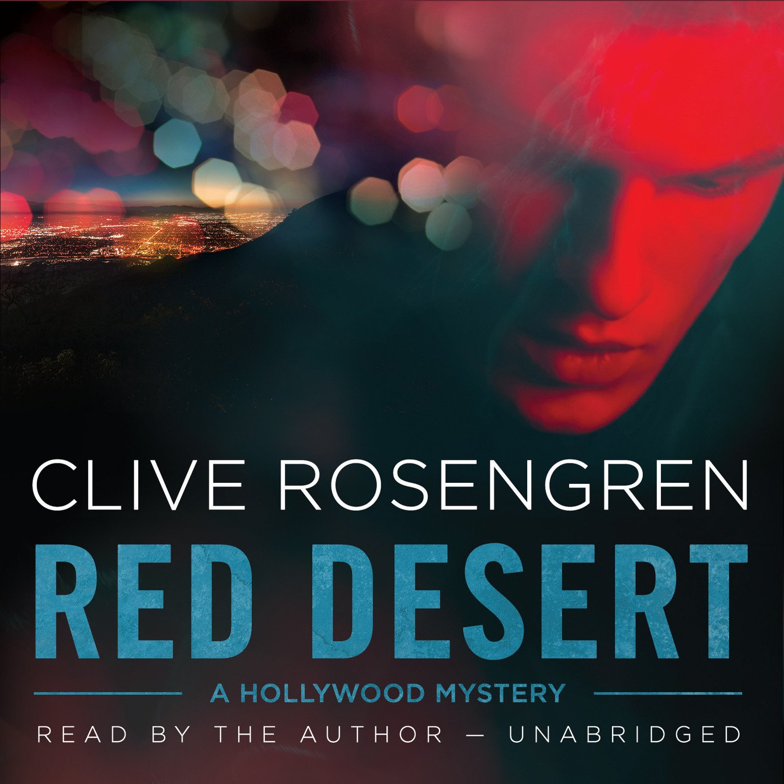 Printable Red Desert Audiobook Cover Art