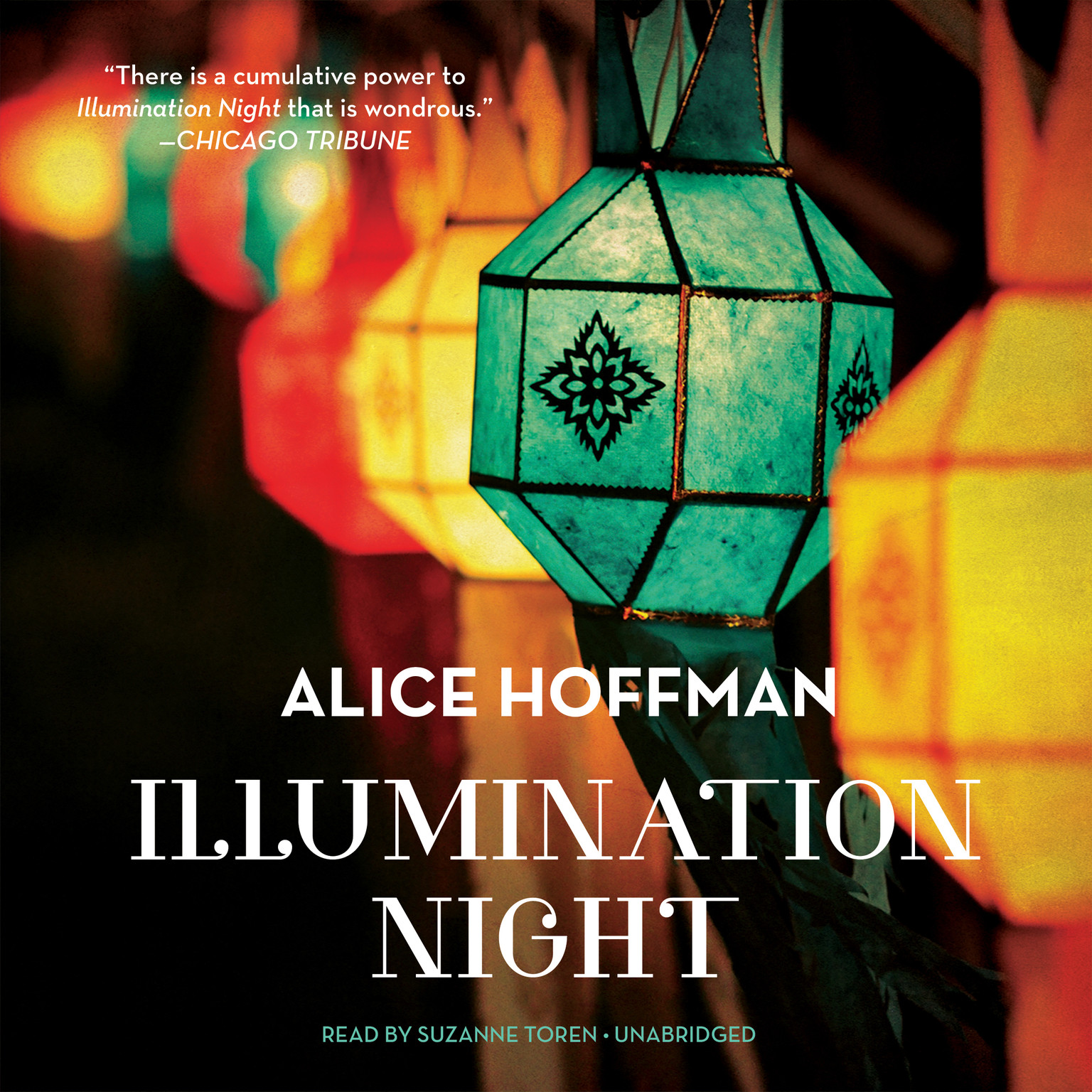 Printable Illumination Night Audiobook Cover Art