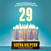 29 Audiobook, by Adena Halpern