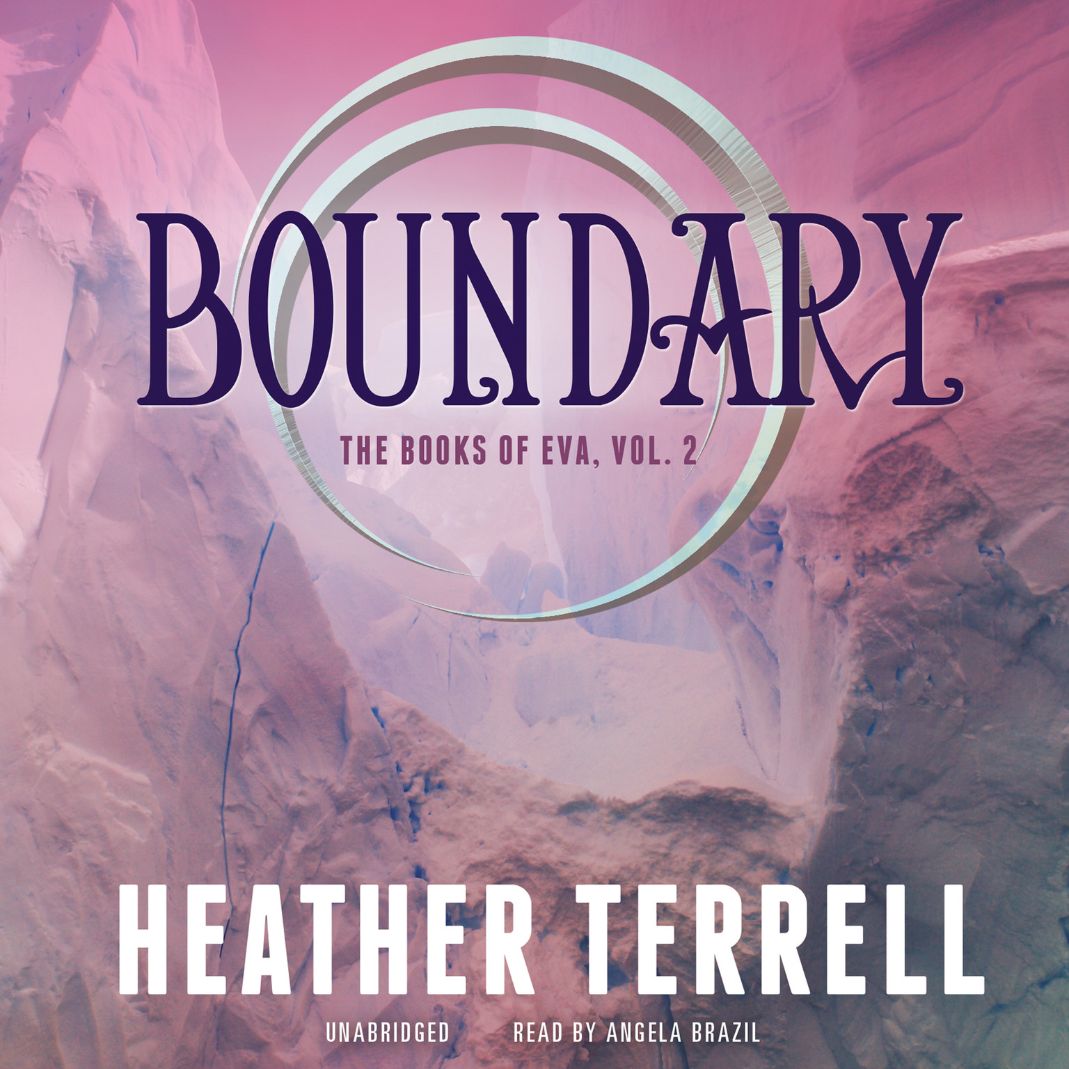 Printable Boundary Audiobook Cover Art