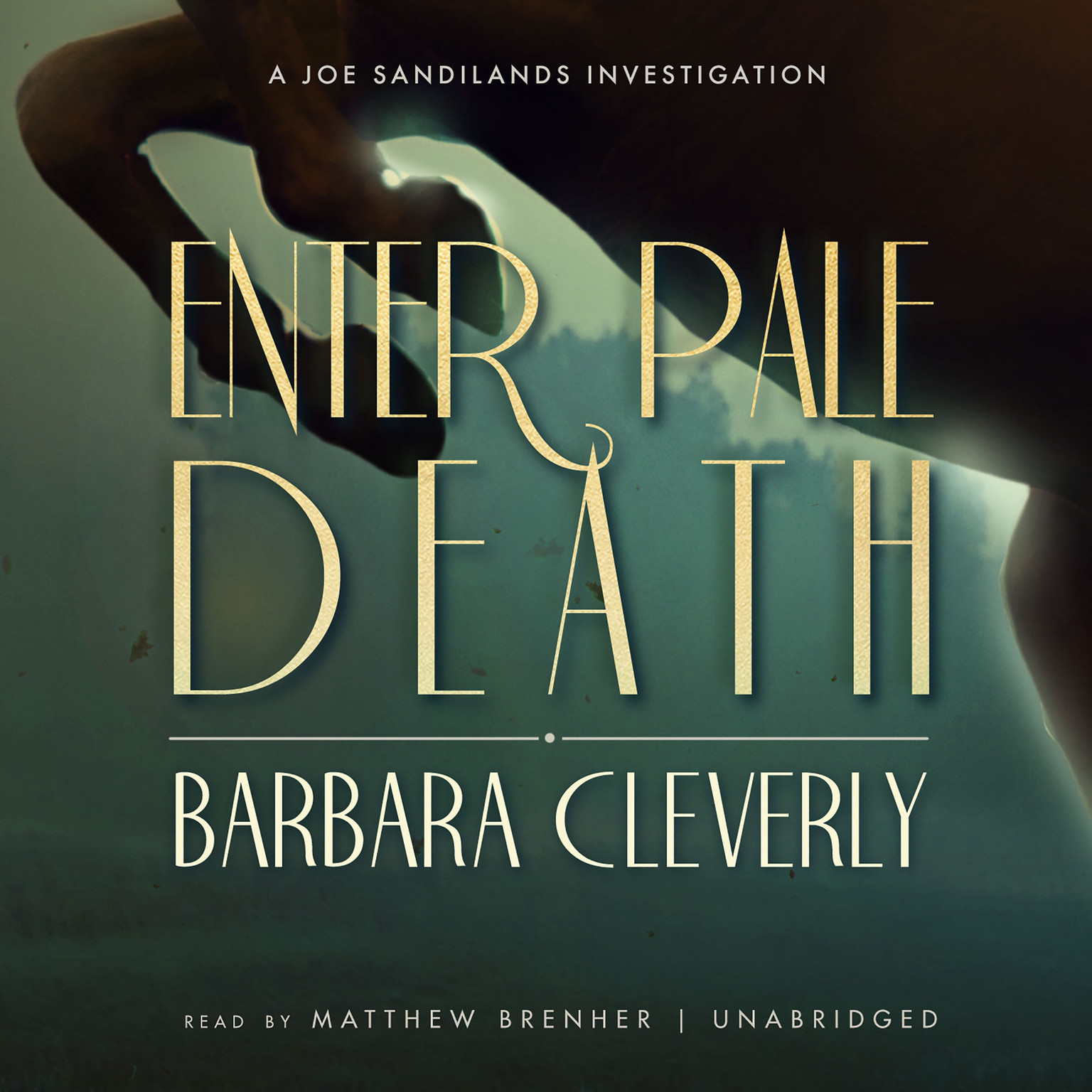 Printable Enter Pale Death Audiobook Cover Art