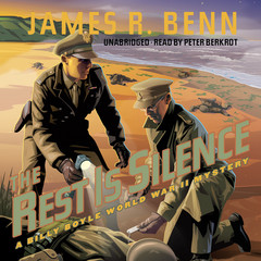The Rest Is Silence: A Billy Boyle World War II Mystery Audiobook, by James R. Benn