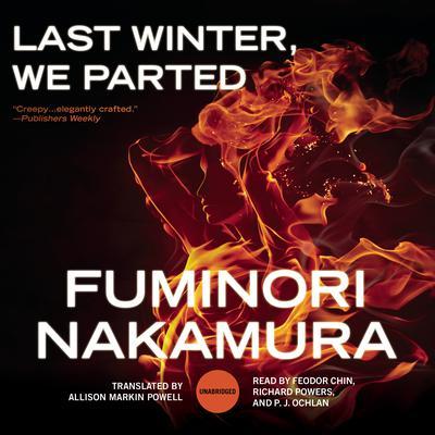 Last Winter, We Parted Audiobook, by Fuminori Nakamura