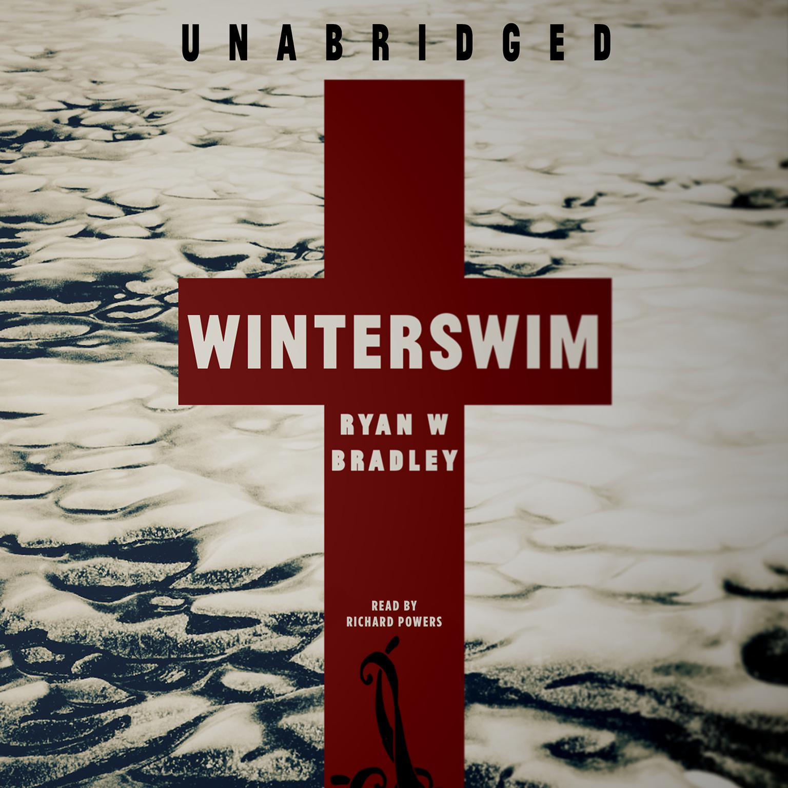 Printable Winterswim Audiobook Cover Art