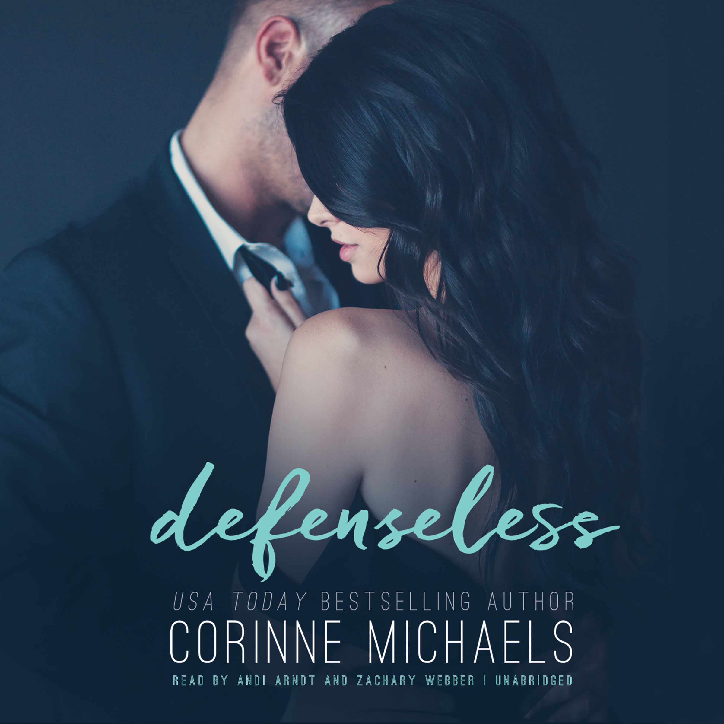 Printable Defenseless Audiobook Cover Art