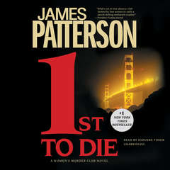 1st to Die Audiobook, by
