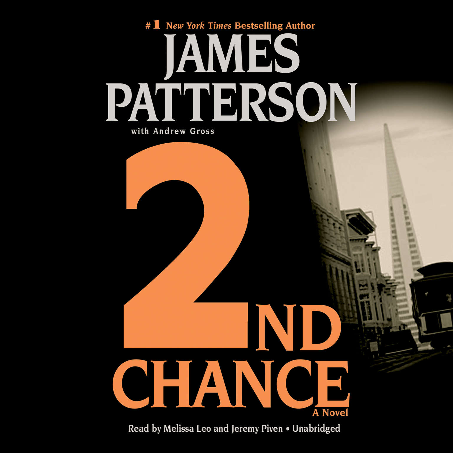 Printable 2nd Chance Audiobook Cover Art