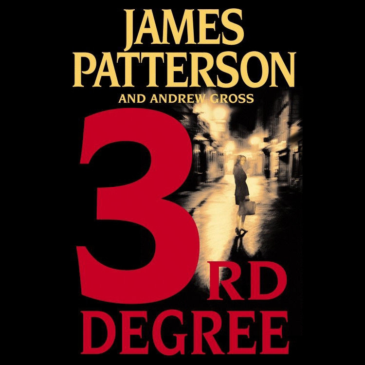 Printable 3rd Degree Audiobook Cover Art