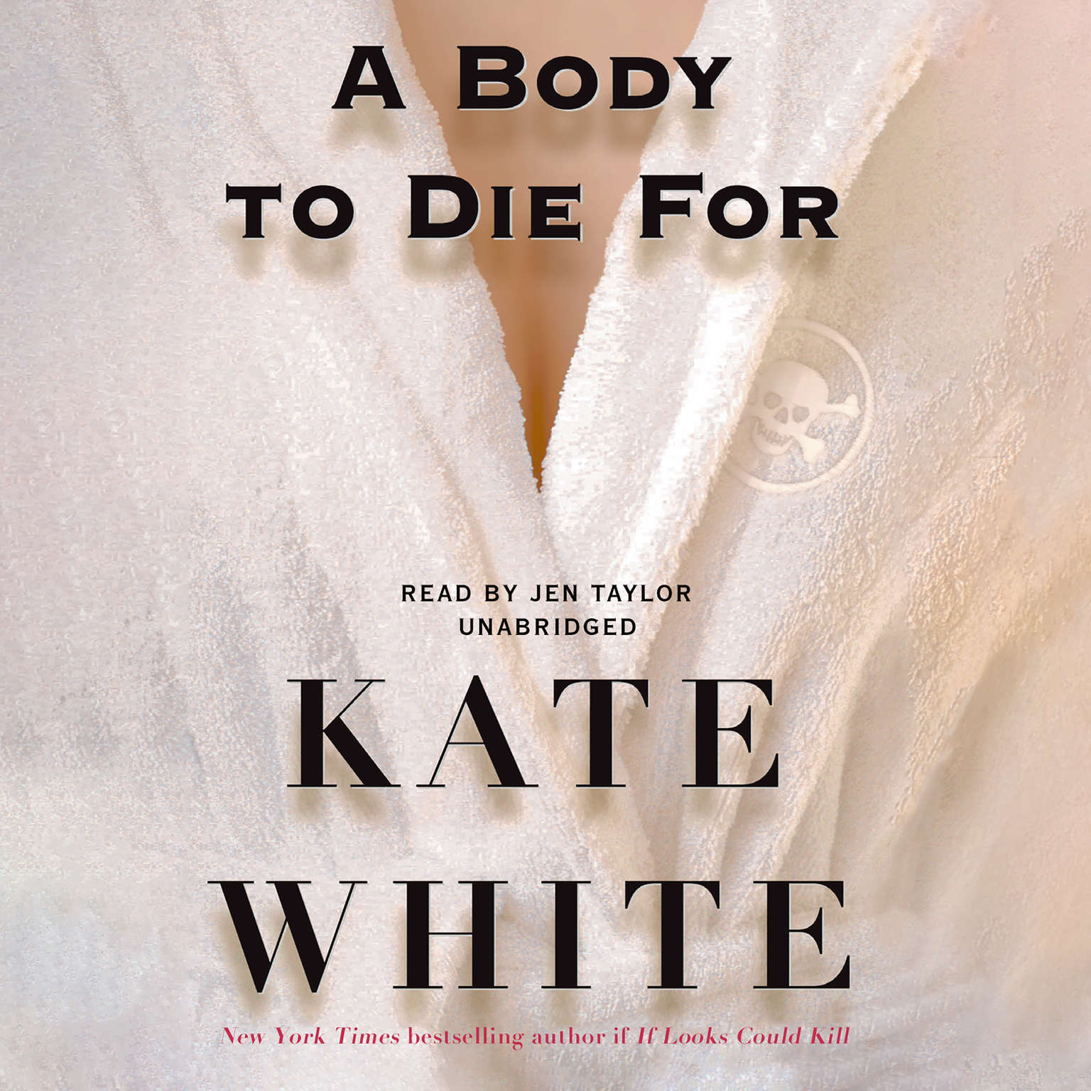 Printable A Body to Die For Audiobook Cover Art
