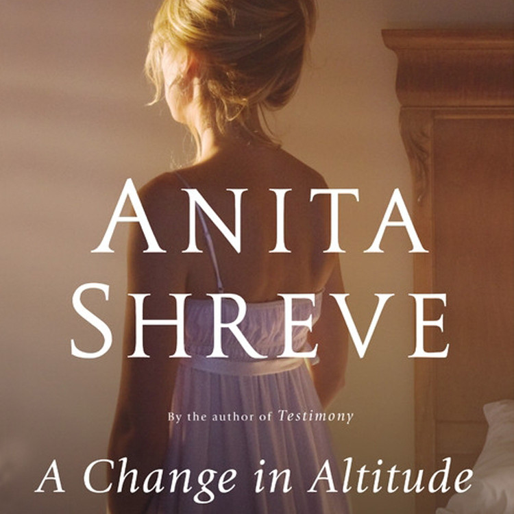 Printable A Change in Altitude: A Novel Audiobook Cover Art