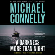 A Darkness More Than Night, by Michael Connell