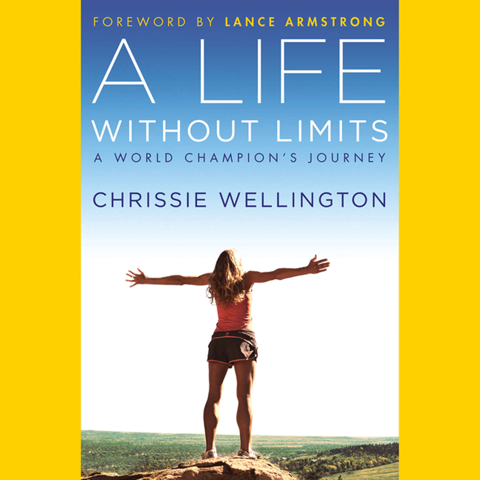 Printable A Life Without Limits: A World Champion's Journey Audiobook Cover Art