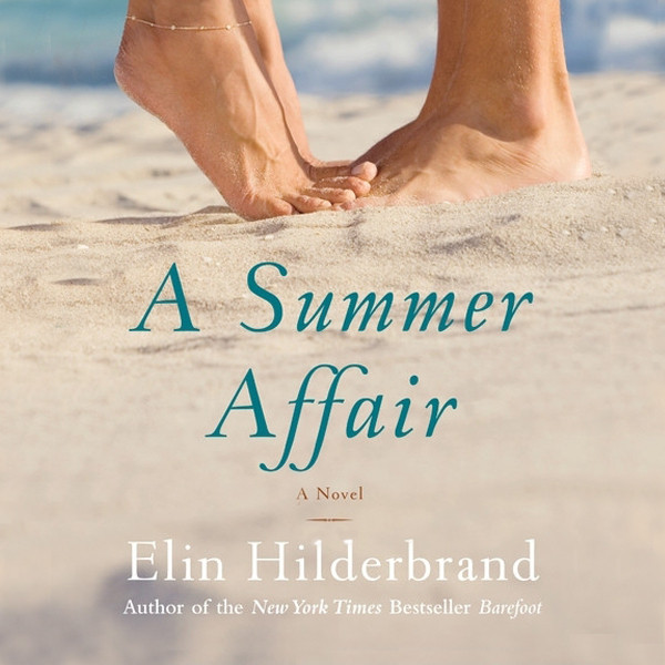 Printable A Summer Affair: A Novel Audiobook Cover Art