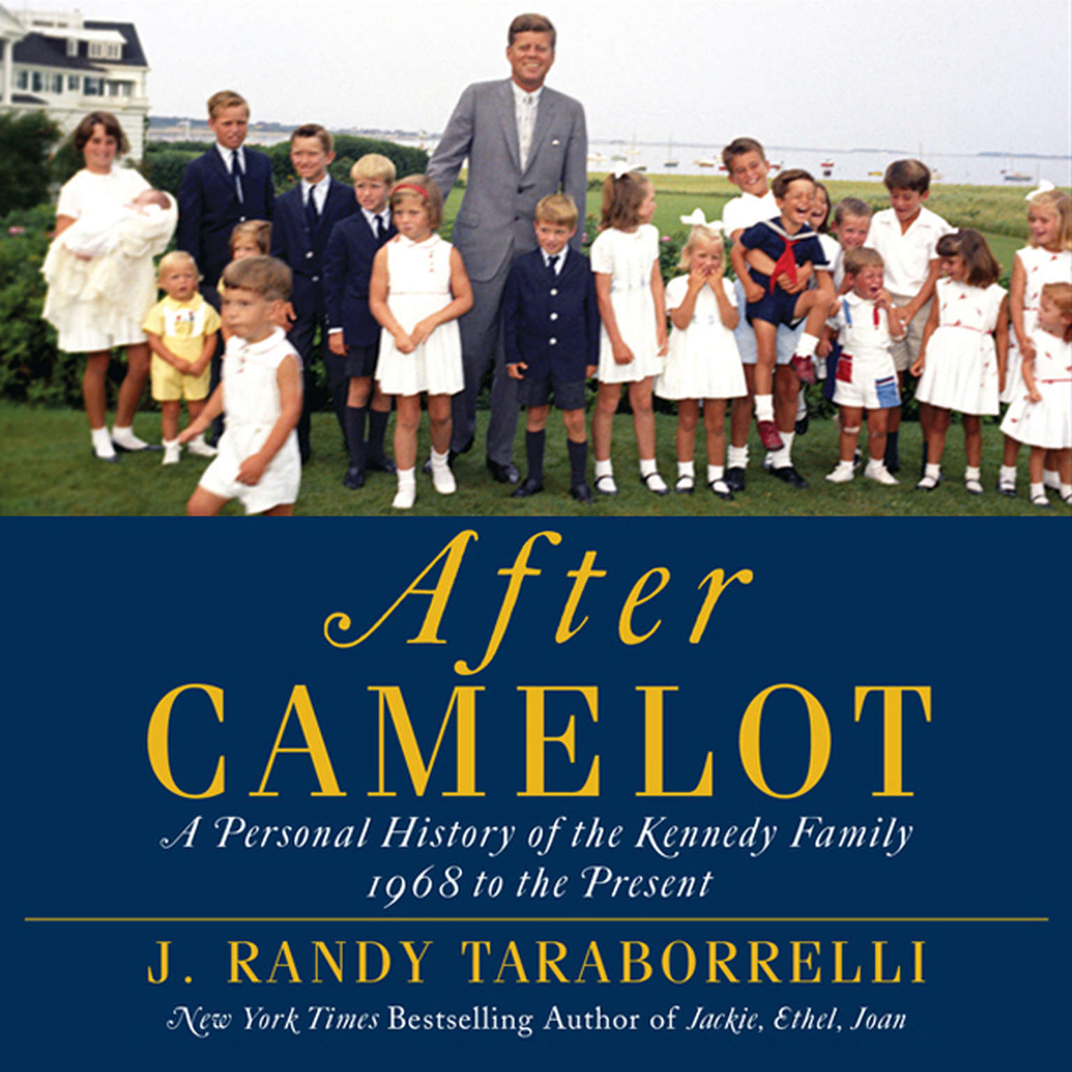 Printable After Camelot: A Personal History of the Kennedy Family--1968 to the Present Audiobook Cover Art