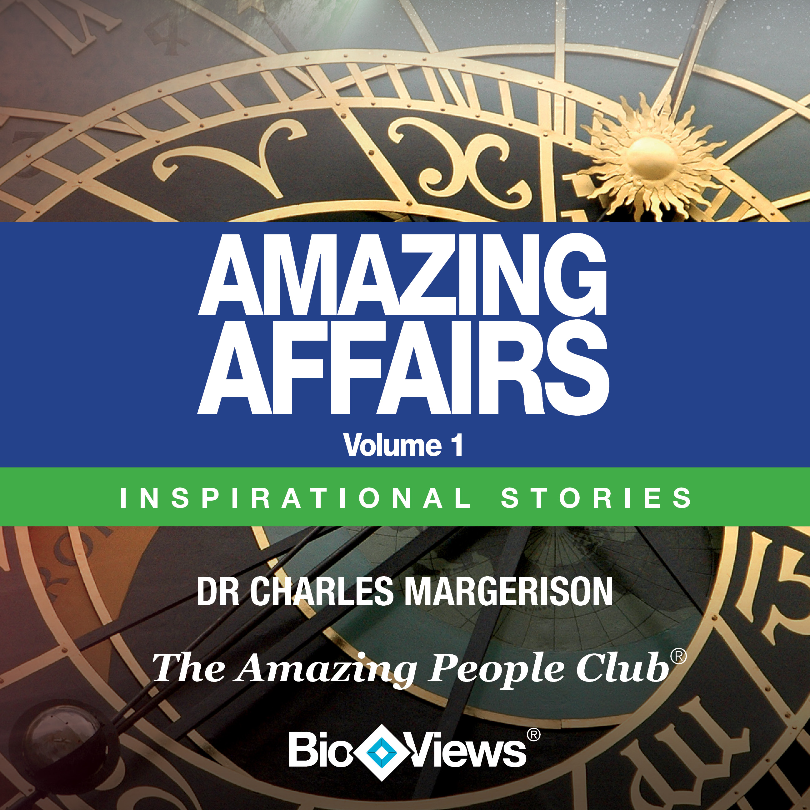 Printable Amazing Affairs, Vol. 1: Inspirational Stories Audiobook Cover Art