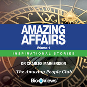 Amazing Affairs, Vol. 1: Inspirational Stories Audiobook, by Charles Margerison