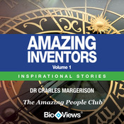 Amazing Inventors, Vol. 1, by Charles Margerison