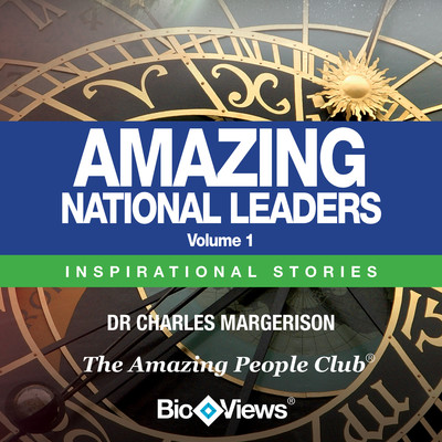 Amazing National Leaders, Vol. 1: Inspirational Stories Audiobook, by Charles Margerison