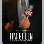American Outrage Audiobook, by Tim Green