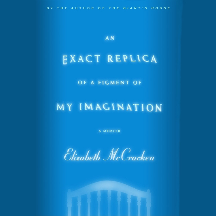 Printable An Exact Replica of a Figment of My Imagination: A Memoir Audiobook Cover Art