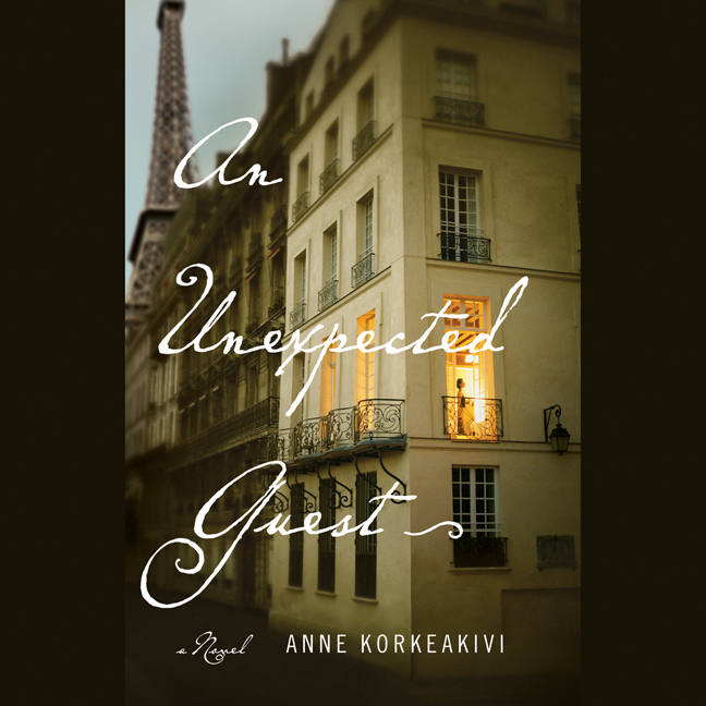 Printable An Unexpected Guest: A Novel Audiobook Cover Art
