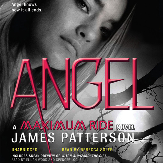 Printable Angel: A Maximum Ride Novel Audiobook Cover Art