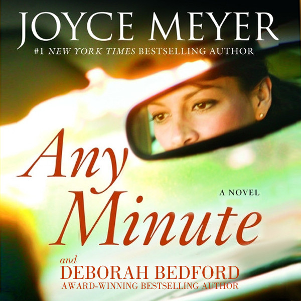 Printable Any Minute: A Novel Audiobook Cover Art