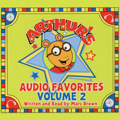 Arthur's Audio Favorites, Vol. 2 Audiobook, by Marc Brown