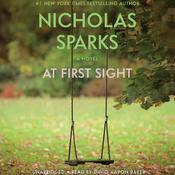 At First Sight Audiobook, by Nicholas Sparks