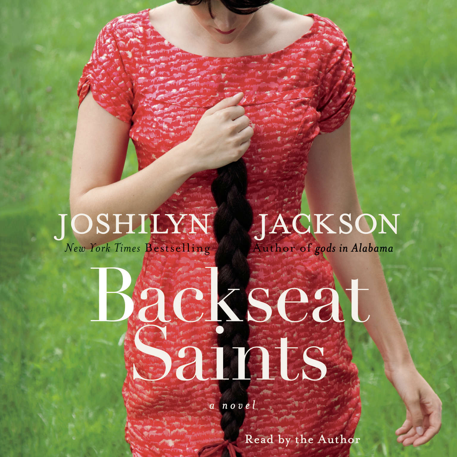Printable Backseat Saints Audiobook Cover Art