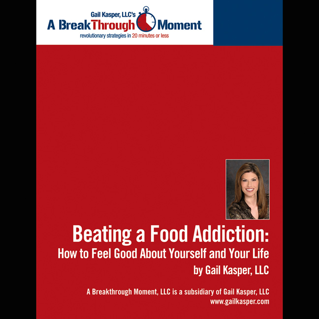 Printable Beating a Food Addiction: How to Feel Good About Yourself and Your Life Audiobook Cover Art