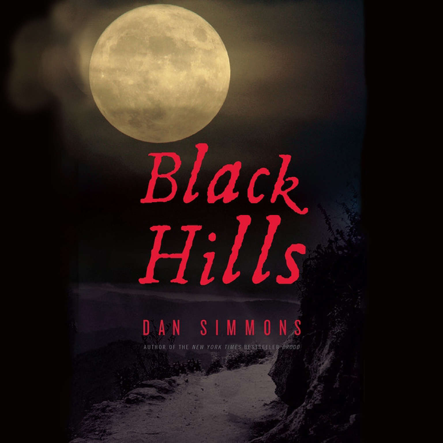 Printable Black Hills: A Novel Audiobook Cover Art