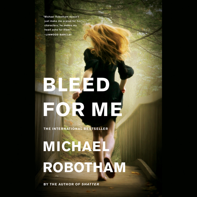 Printable Bleed for Me Audiobook Cover Art