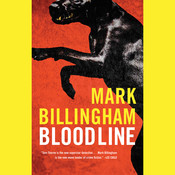 Bloodline Audiobook, by Mark Billingham