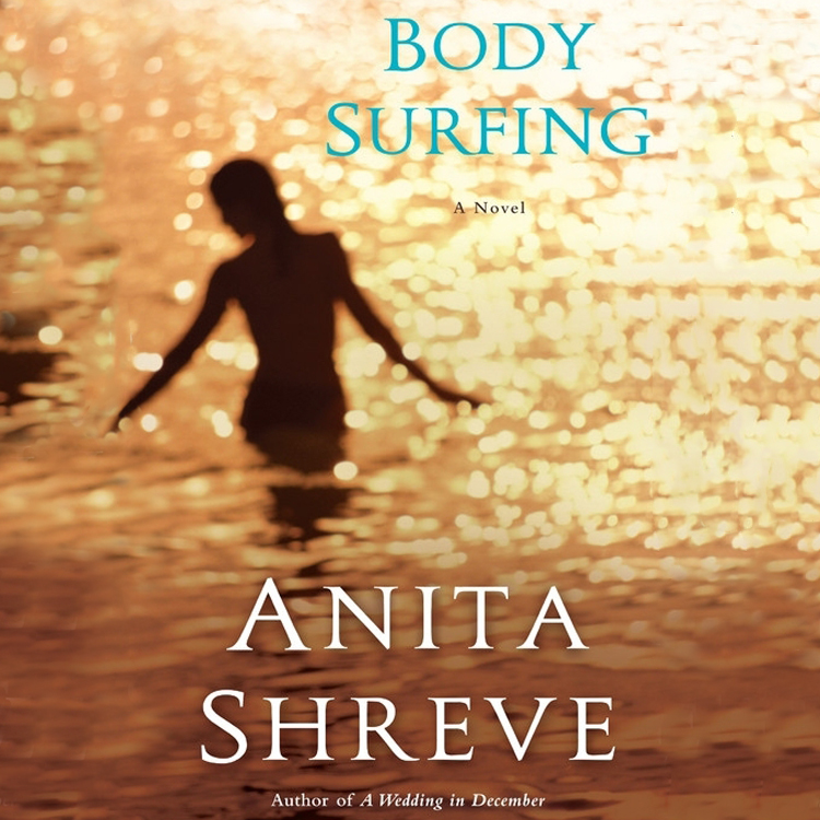 Printable Body Surfing: A Novel Audiobook Cover Art
