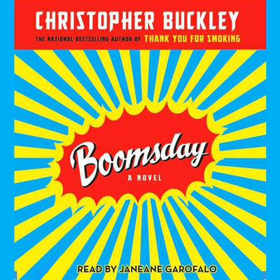 Boomsday Audiobook, by Christopher Buckley