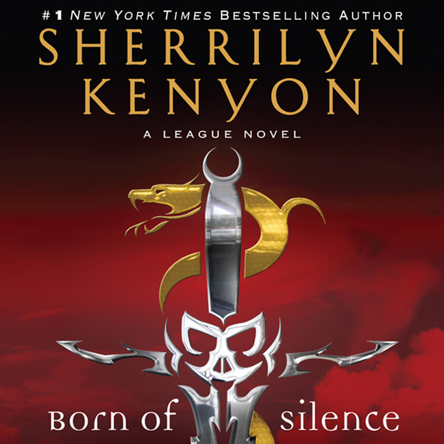 Printable Born of Silence Audiobook Cover Art