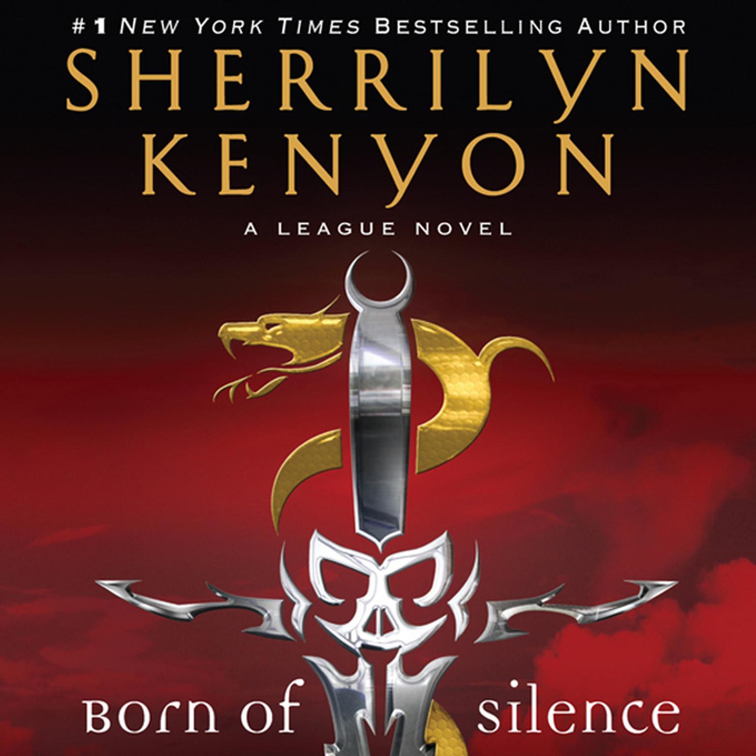 Born of Silence Audiobook, by Sherrilyn Kenyon