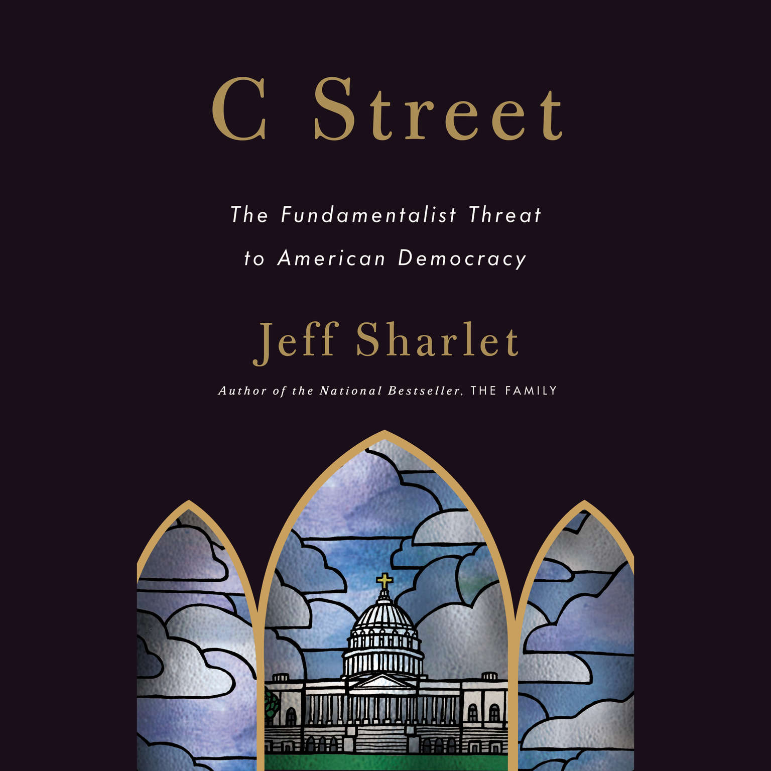 Printable C Street: The Fundamentalist Threat to American Democracy Audiobook Cover Art